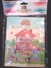 Hori Animal Crossing Happy Home Designer Amiibo Card Folio NIP