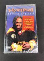 Vtg MYSTIKAL MIND OF MYSTIKAL Cassette Tape 1995 Hip Hop Rap NEW Sealed 90s