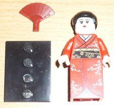 Lego sammelfigur serie 4 mujer china con Fecher