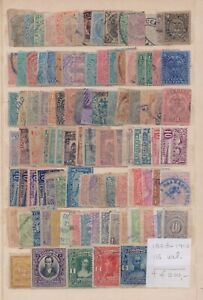 ! Colombia 1868-1910. Lot Of 116 Stamp. YT#. €+200.00!