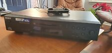 Sony Mds-Je470 Minidisc Player Recording Deck Md Home Mini Disc Recorder