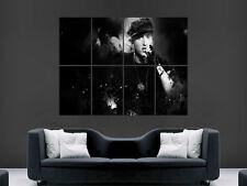 Eminem musica rapper ART WALL POSTER GIGANTE DELL'IMMAGINE GRANDE 1