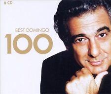 Best Placido Domingo 100, New Music