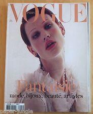 Vogue Paris ~ #915 March 2011 ~ Saskia De BrauwSalvador Dali riana Lima