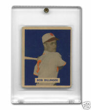 Pro-Mold (1-Screw) Vintage Screw Down Card Holder For 1948-1950 Bowman Cards