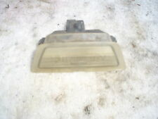 2001 VAUXHALL ASTRA MK4 3DR 1.8 NUMBER PLATE LIGHT, FAST DISPATCH PARTS