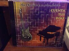 Cuenta tus dias - Max Quientero y grupo decision - CD