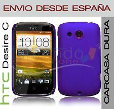 CARCASA FUNDA DURA MORADA HTC DESIRE C EN ESPAÑA