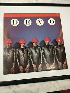 Devo Freedom Of Choice US 1980 BSK 3435 Warner Bros. Records Vinyl LP