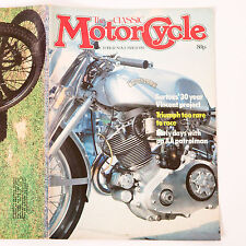 Every Two Month Classic Bike August Magazines