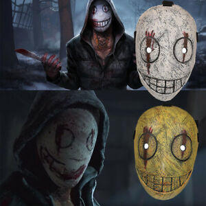 Halloween Scary Smile Dead by Daylight Legion Frank Cosplay Mask Costume Props