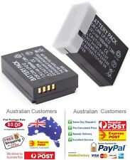 Battery for Canon LP-E12 and Canon EOS M, M10, 100D, EOS Rebel SL1