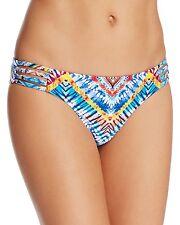 NWT RED CARTER doppelseitig Beauty & Strand Schwimmen Bikiniunterteil Damen XS
