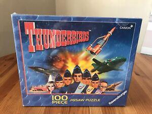 THUNDERBIRDS 100 PIECE JIGSAW PUZZLE  by RAVENSBURGER 1999