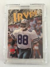 Michael Irvin 1993 Action Packed 10th All Madden 24K Gold #2G LTD 326/1750.