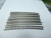 Märklin mini-club - 8591- Spur Z - 6 x gebogenes Gleis r490mm - 13°- TOP - #A206