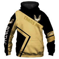 Pontiac Trans Am Men's Hoodie 3D-Sport - Free shipping-Hot Gift - Size S to 5XL