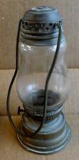 Brass Oil Kerosene Skaters Lamp Lantern