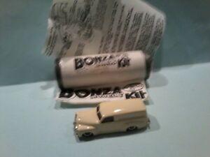 BONZA MODELS made in Australia  built kit of a FJ HOLDEN Panel van iwith leaflet