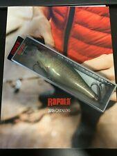 Rapala Super Shad Rap 14 SSR 14 Silver Pike SPK