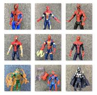 "Random Lot 3 PCS Marvel Universe Legends Amazing Spider-Man Comic 3.75"" Figure"