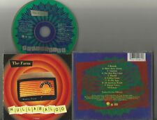The Farm - Hullabaloo CD 1994 Sire / Reprise 10 trax Shake Some Action EX cond.