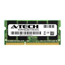 8Gb Pc3-12800E Ecc Sodimm (Kingston Kvr16Lse11/8 Equivalent) Server Memory Ram