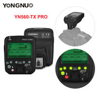YONGNUO YN560-TX PRO 2.4G On-camera Flash Trigger Wireless Transmitter for Canon
