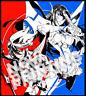 KILL LA KILL The Game IF Ryuko & Satsuki Shikishi Art Board