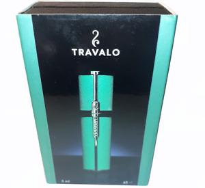 Travalo Milano Luxurious Portable Refillable Fragrance Atomizer, Color Mint