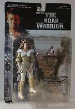 """Mad Max-The Road Warrior-personaggio """"Warrior Woman"""" pappagallo's Tribe-NEW-VERY RARE"""