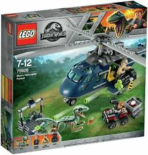 LEGO Jurassic World Blue's Helicopter Set - 75928.collectors set