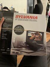 Sylvania 9' Premium Swivel Screen Portable DVD Player, SDVD9319