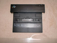 IBM Lenovo ThinkPad T42 T43 T40 T30 Docking Station Port Replicator II 74P6733