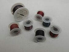 7 x SPOOLS of Craft Beading Threading Jewellery Making WIRE (7)