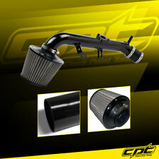 06-12 Toyota Yaris 1.5L 4cyl Black Cold Air Intake + Stainless Filter