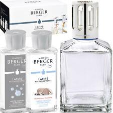 """Lampe Berger Geschenkset """"Fresh"""" Neutral & Caresse de Cotton  in Geschenkbox NEU"""