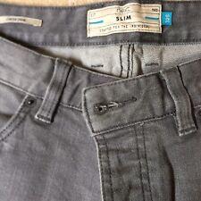 Next 32s Grey Slim Fit Jeans
