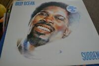 BILLY OCEAN    SUDDENLY      LP    JIVE RECORDS  HIP 12     1984