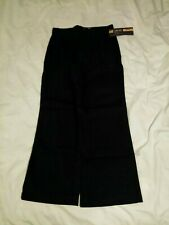 Cherokee School Uniform Ultimate Pants Boys Size 6 Color Blue Nwt