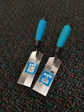 "Ox Tools Trade Series 6x2"" Margin Trowel - 2 Pack"