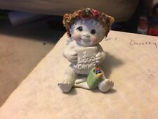 """Dreamsicles 1994 Collectible Figurine Dc226 """"I Love Mommy"""""""