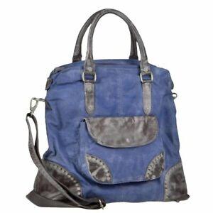 Billy the Kid Shopper Tasche Handtasche Damen Umhängetasche Grubby blue