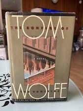 The Bonfire of the Vanities - Hc 1987 in fresh mylar Tome Wolfe