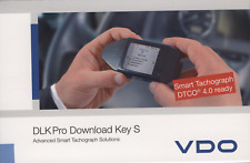 VDO DLK PRO Download Key S for Digital Tachograph, DTCO 4.0, Gen2, Smart Tacho