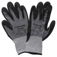 Berner 152826 Flexus Handschuh Touchscreen Operationen Möglich 1 Paar Größe 10