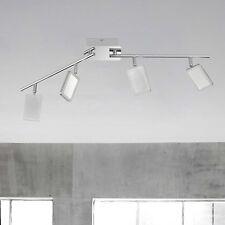 wofi LED Ceiling Light explid 4-flg Nickel Chrome Adjustable 16,8 w 1360 Lumens