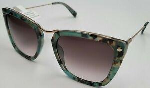 Genuine Designer Furla Sunglasses Blue / Brown