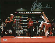 Ralph Macchio The Karate Kid Authentic Signed 11x14 Photo Autographed Bas