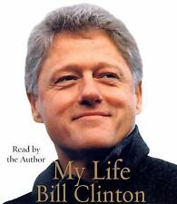*NEW* MY LIFE by Bill Clinton (2004, CD, Abridged) 6 CDs Audio Book - SEALED